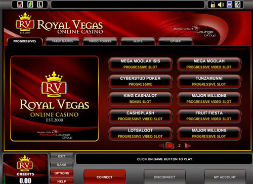bonus casino sign up