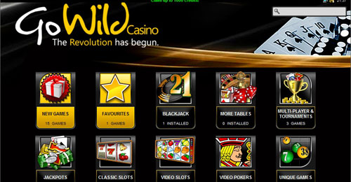Go Casino Download